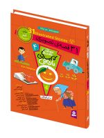 Orange Books 31 Bilingual Stories for July – Hard Cover   کتابهای نارنجی ۳۱ قصهی تصویری برای تیر (دو زبانه با جلد سخت)